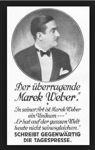marek weber